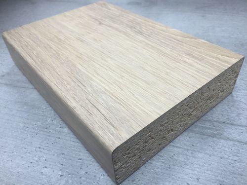 Bushboard Omega C105 Quebec Oak- 4.1mtr Kitchen Worktop