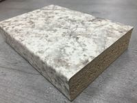 Bushboard Omega G113 Granite Bianco - 4.1mtr Breakfast Bar