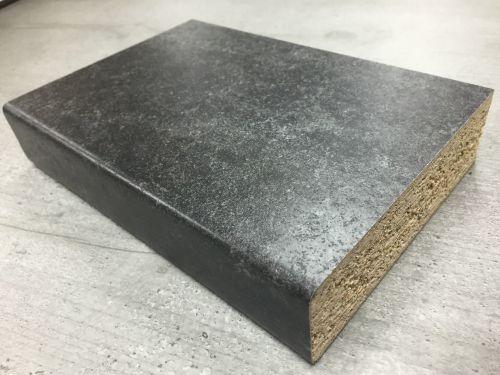 Bushboard Omega F059 Forged Black - 4.1mtr Breakfast Bar