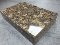 Bushboard Omega B066G Baltic Granite- 4.1mtr Breakfast Bar