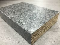 Bushboard Omega S105 Pewter Pebblestone - 4.1mtr Kitchen Worktop
