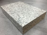 Bushboard Omega S101 Silver Pebblestone - 3mtr Breakfast Bar
