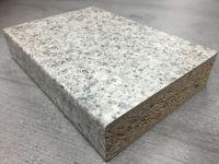 Bushboard Omega S101 Silver Pebblestone - 4.1mtr Breakfast Bar