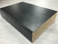 Bushboard Omega N005 Noir- 4.1mtr Breakfast Bar