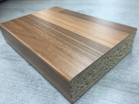 Bushboard Omega L011 Light Blocked Walnut- 3mtr Kitchen Worktop