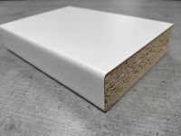 Bushboard Omega B068 Pure White - 3mtr Kitchen Worktop