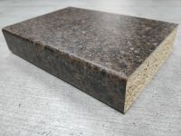 Bushboard Omega S103 Burnt Pebblestone - 4.1mtr Breakfast Bar
