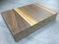 Axiom Woodland PP9479 Wide Planked Walnut 2mtr Kitchen Breakfast Bar