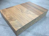 Axiom Woodland PP0911 Walnut Butcher Block 4mtr Kitchen Worktop