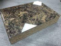 Axiom Gloss PP7734AB61 Jamocha Granite 1.8mtr Kitchen Breakfast Bar