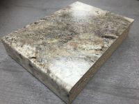 Axiom Etchings PP9284AET Classic Crystal Granite Effect 3.5mtr Kitchen Breakfast Bar