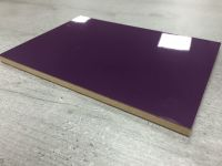 Axiom Gloss PP6903AB61 Cassis 3mtr Kitchen Splashback