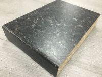 Axiom Matte 58 PP6967 Avalon Granite Black - 4mtr Kitchen Worktop
