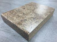 Axiom Lustre PP6283LUS Cappuccino Stone 1.8mtr Kitchen Breakfast Bar