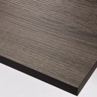 Zenith Topia Solid Laminate Upstand 3065 x 95mm x 12.5mm