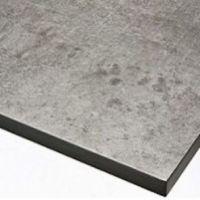 Zenith Woodstone Grey Solid Laminate Internal Worktop 950 x 950mm x 12.5mm