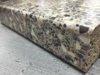 Duropal Quadra F7646TC / S68000TC Anthracite Peru - 4.1mtr Breakfast Bar