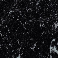 Showerwall SW033 Black Marble Gloss - 2.4mtr ProClick Wall Panel