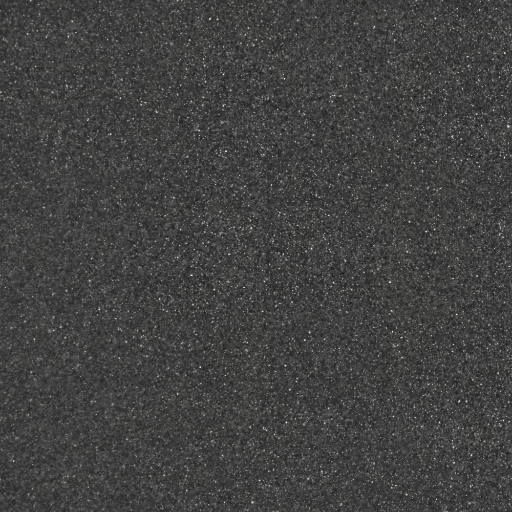 Black Pebblestone Granit - Extra Black Core