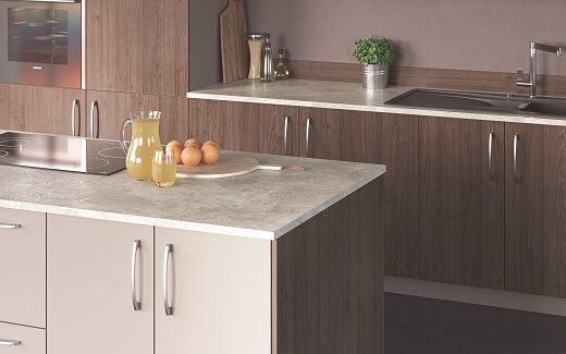 Egger Premium SQUARE EDGE Laminate Worktops