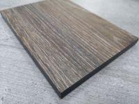 Bushboard Evolve Black Oak - 3mtr Compact Solid Laminate Breakfast Bar