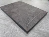 Bushboard Evolve Lightning Greystone - 3mtr Compact Solid Laminate Worktop