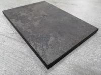 Duropal F76054GR Metallic Brown - 4.1mtr Compact Solid Laminate Breakfast Bar