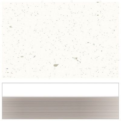 Artis Snow Blanco Chrome - Snow Texture