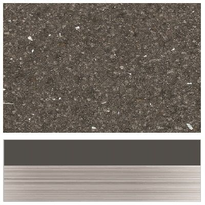 Artis Snowstone Smoke Chrome - Snow Texture