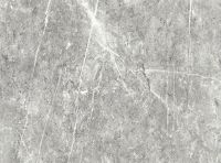 Bushboard Nuance White Lightning Fossil  - 2.4mtr Postformed Wall Panel