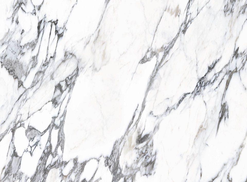 Carrara Marble Slab- Acrylic Gloss