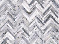 Bushboard Nuance Herringbone Whitewash - 2.4mtr Tongue & Groove Wall Panel