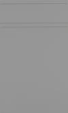 Dust Grey Supermatt Handle-less Kitchen Doors / Drawer Fronts