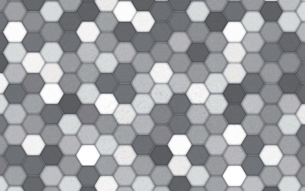 Vista Splashback Honeycomb