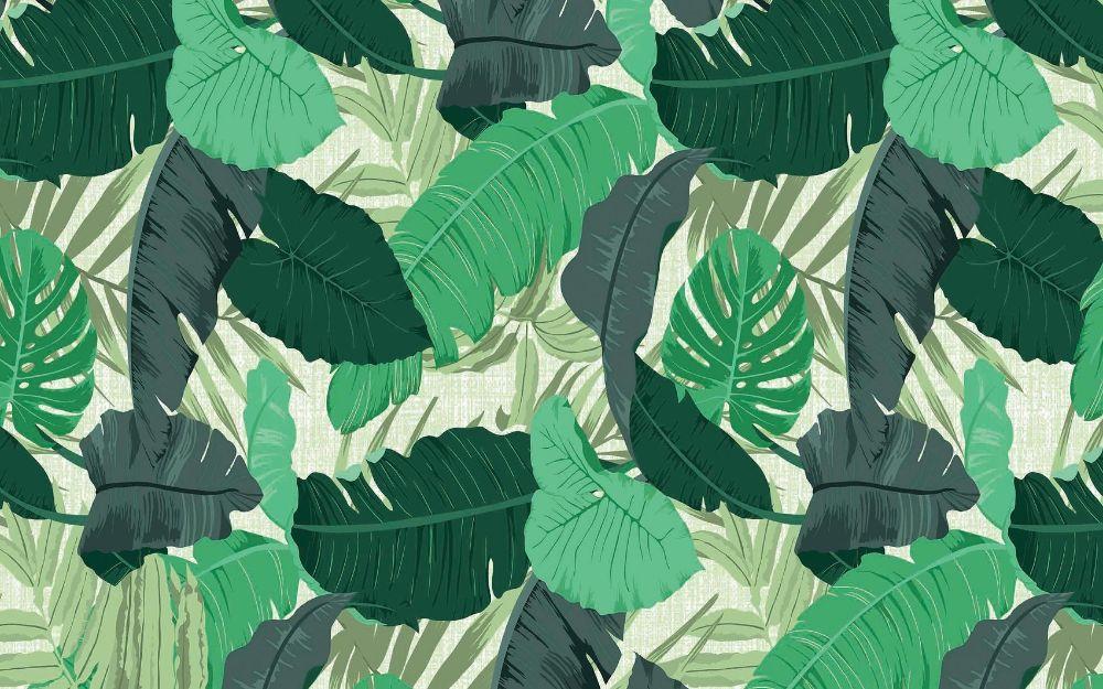 Vista Splashback Summer Palm