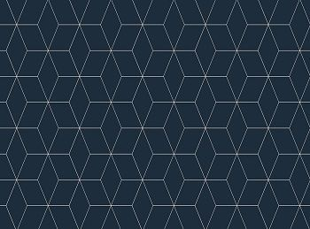 Vista Splashback Blocked Hex Midnight