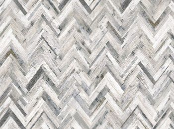 Vista Splashback Herringbone Whitewash