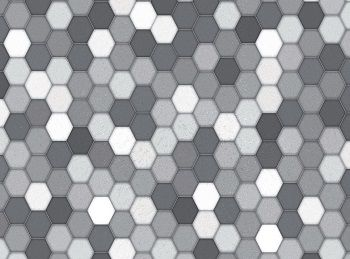 Vista Splashback Honeycomb