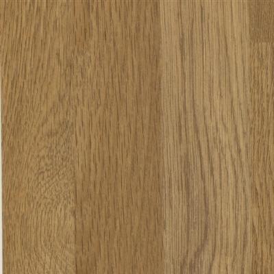 Duropal Quadra R4101W Natural Oak Block - 4.1mtr HPL MDF Splashback