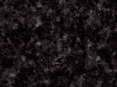 Bushboard Prima 2699G Black Granite- 1.5mtr Hob Panel Splashback
