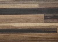 Bushboard Omega B107 Ebony Stripwood- 3mtr Midway Splashback