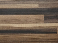 Bushboard Omega B107 Ebony Stripwood- 3mtr Upstand