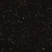Bushboard Omega F074 Black Quartz- 4.2mtr PP Edging For 22mm Square Edge Range