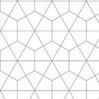 Bushboard Alloy Geometry 3mtr x 600mm Splashback