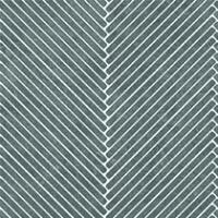 Bushboard Alloy Herringbone Cement 600mm Hob Panel
