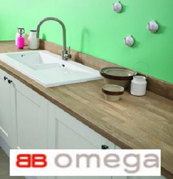 Bushboard Omega Worktops