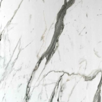 Showerwall SW011 Bianco Carrara - 2.4mtr Square Edged Wall Panel