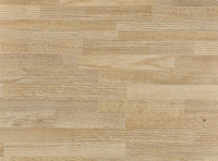Bushboard Omega N059 Natural Blocked Oak - 3mtr Kitchen Upstand
