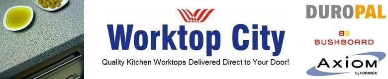Worktop City, site logo.