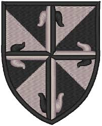 Shield or Crest Embroidery